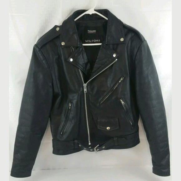 117f74b48 Wilson Leather Vintage Thinsulate 80's Jacket